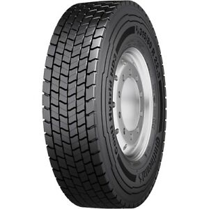 Continental Conti Hybrid Hd3 245 70r19 5 Load H 16 Ply Drive Commercial Tire
