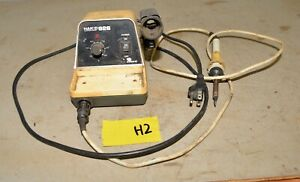 Hakko 926 Soldering Station Control With 900 Iron Jeweler Electricians Tool H2