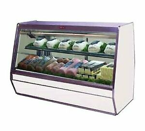 Howard mccray R cds32e 4 be led 50 Refrigerated Deli Display Case