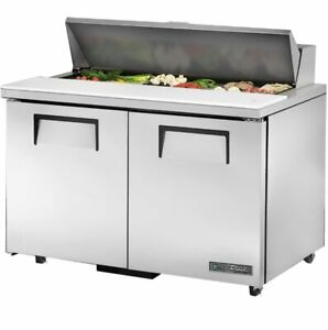 True Tssu 48 12 ada hc 48 Sandwich Salad Unit Refrigerated Counter