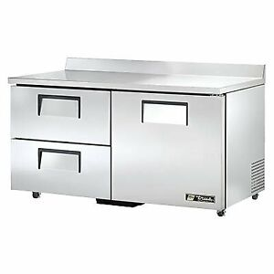 True Twt 60d 2 ada hc 60 Work Top Refrigerated Counter