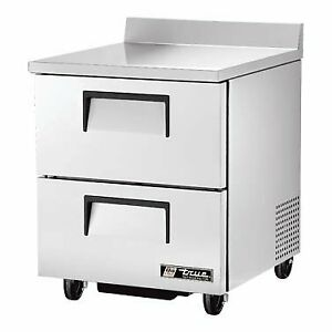 True Twt 27d 2 hc 27 Work Top Refrigerated Counter