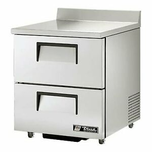True Twt 27d 2 ada hc 27 Work Top Refrigerated Counter