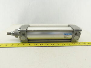 Festo Dng 63 160 ppv a Double Acting Pneumatic Cylinder 63mm Bore 160mm Stroke