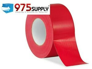 Premium 975 Supply Red Duct Tape 1 88 X 60 Yd 1 Roll