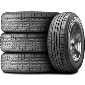 4 New Kumho Eco Solus Kl21 235 60r17 102t As All Season A s Tires