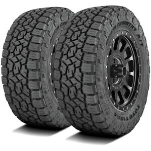2 New Toyo Open Country A T Iii 255 70r18 113t At All Terrain Tires