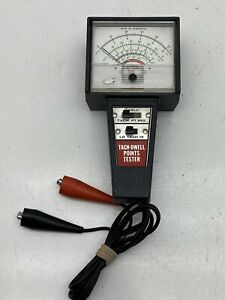 Tach Dwell Points Meter