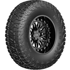4 New Americus Rugged A Tr Lt 245 75r17 Load E 10 Ply R T Rugged Terrain Tires