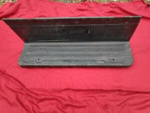 Nos 1959 1960 1961 1962 1963 Ford Truck Step Plate Or Running Board R723