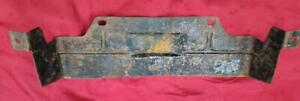 Nos 1930s 1940s Chevy Gmc Ford Lincoln Buick Grille Radiator Shield Pan R939