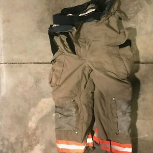 Janesville Turnout Bunker Pants Pants 38r Used