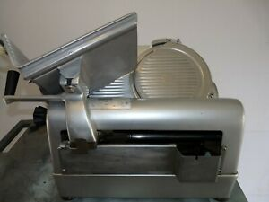 Hobart Commercial Deli Meat Cheese Slicer Model 1712 Automatic In Ohio