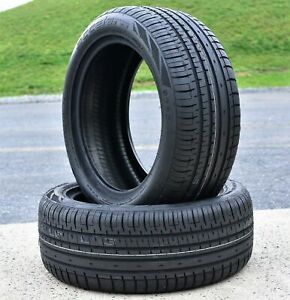 2 New Accelera Phi R 245 50zr17 245 50r17 99w A S High Performance Tires