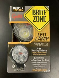 Grote Bz111 5 Brite Zone Led Lamp 0817