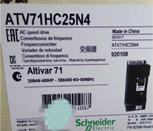 1pc New 250kw Inverter Atv71hc25n4 cl