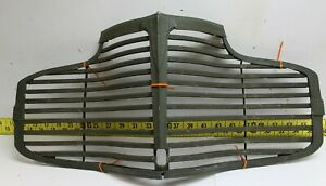 Used Oem Gm Grille 1941 Wwii Us Military Army Chevrolet Master 6 Piece Grill