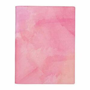 Marks Filofax A5 Seisun Binder Trial Refill Containing Pattern Watercolor Odr dc