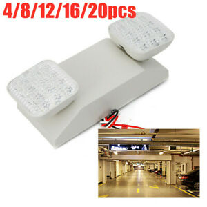 Led Emergency Exit Lighting Lamp Sign Safety Fire Channel Lamp With Battery 3 6v