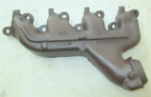 1970 Mustang 351c 4v Exhaust Manifold D0ae 9431 G Driver S Lh Side Cougar Sweet