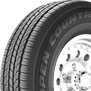 4 New Toyo Open Country A31 245 75r16 109s Dealer Take Off New Tires