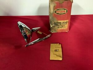Nos 1955 1956 1957 Ford Mirror Rotunda 55 56 57 B5az 17696 A Fairlane T Bird