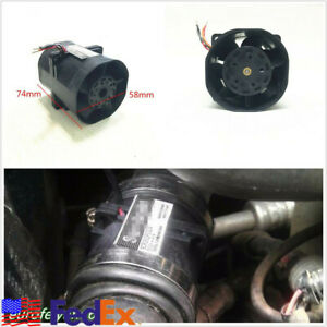 Car Electric Turbine Turbo Double Fan Super Charger Boost Intake Fans Ace60 3 2a