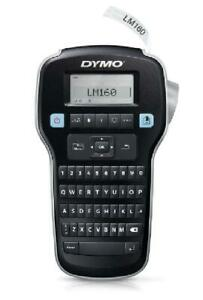 Label Maker 160 Portable Label Makers Easy to use One touch Smart Keys Large Lcd