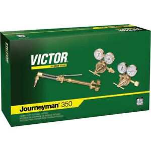 Victor 0384 0804 Journeyman 350 540 510 Acetylene Torch Outfit With Classic