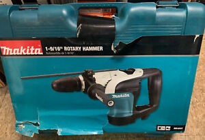 New Makita 1 9 16 Inch Sds Max Rotary Hammer Hr4002