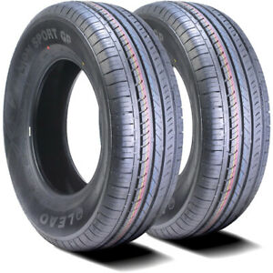2 New Leao Lion Sport Gp 205 55r16 91h Performance A s Tire