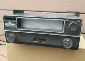 Vintage Muntz Stereo 4 8track Player Van Nuys Ca Dated 1969 Muscle Car Hot Rod