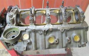1965 Bbc 396 425hp Engine Block 3855962 4 Bolt Main C155 Very Early Date Z16 L78