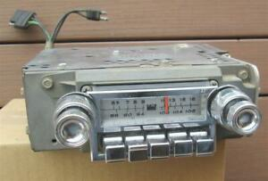 1964 1966 Ford Thunderbird Am Fm Radio Factory Bendix T0b6tbs Works Test Video