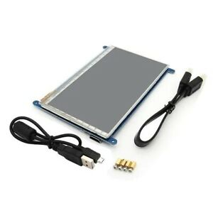 7 Inch Lcd Display Touch Screen Lcd Hdmi Tft Module For Raspberry Pi 3 Model B