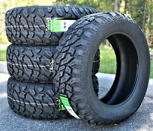 4 New Lanvigator Catchfors M t Ii Lt 35x12 50r20 Load E 10 Ply Mt Mud Tires