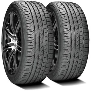 2 Goodyear Eagle F1 Asymmetric All season 285 35r18 Zr 97y A s Performance Tires