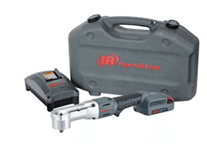 Ingersoll Rand W5330 K2 20v 1 5 Ah Cordless 3 8 In Right Angle Impact Wrench