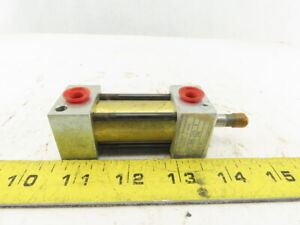 Pneumatic Air Cylinder 3 4 Brass Bore 7 8 Stroke Double Acting