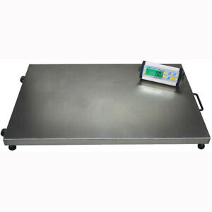 Adam Equipment Cpwplus 200l Floor Scale 440 Lb 200 Kg Capacity