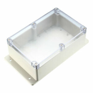 278 152 87mm Electronical Abs Plastic Diy Junction Box Enclosure Case Clear