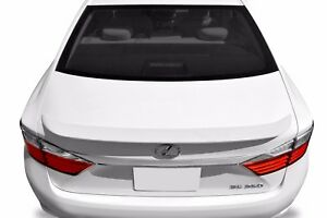 Painted Spoiler Deck Wing For Lexus Es350 No Panoramic Sunroof 2013 2018