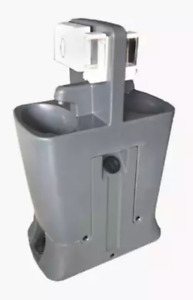 Portable Handwashing Station 2 Sinks 2 Soap 2 Paper Towel Dispensers New