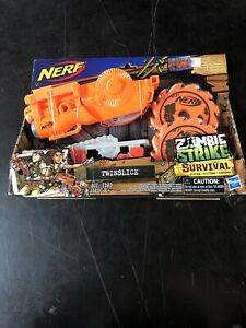 Nerf Zombie Strike Survival System Twinslice - BLASTER Tactical Rail Attachment $18.95