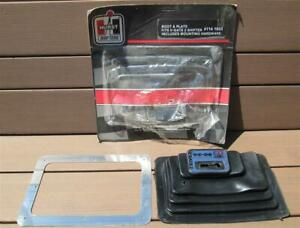Nos Hurst Vertigate Shifter Boot 114 1653 In Line 4 Speed Vertical Gate Awesome