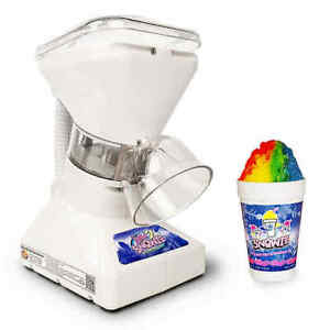 Snowie Little Snowie 2 Shaved Ice Machine White
