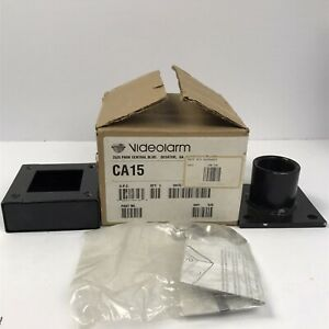 Videolarm Ca 15 Ceiling Mount Adapter With Junction Box new