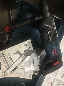 Bosch Gbh2 28l 1 1 8 In Sds plus Bulldog Xtreme Max Rotary Hammer Refurbished
