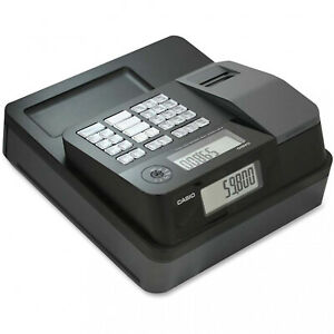 High Speed Electronic Cash Register Lcd Programmable With Customer Display New