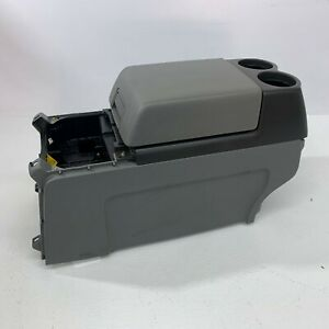 2004 2008 Oem Ford Truck F150 Front Center Console Grey 04 08 s7186
